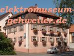 Kurt Gehweiler und sein Elekrtomuseum